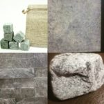 Камень для бани Талькохлорит